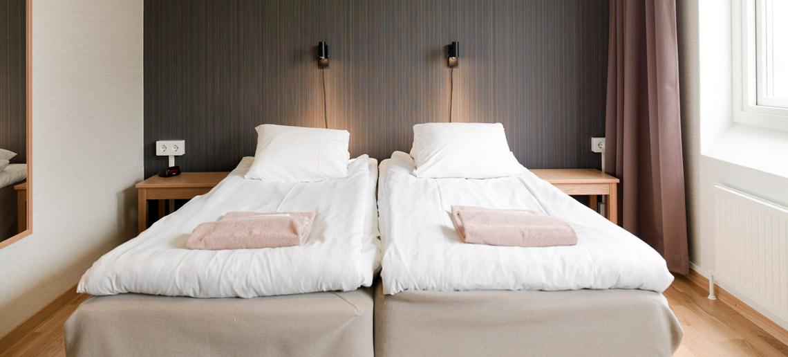 Svanen hotell och vandarhem komfortrum